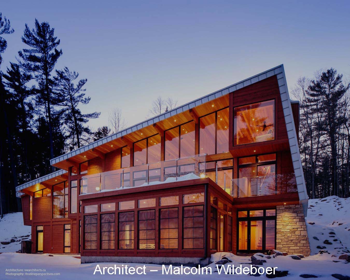 Architect – Malcolm Wildeboer